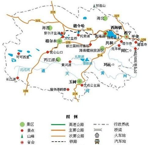 青海旅游地图全图超清_内蒙古地图全图高清
