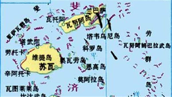 国泰旅游网 旅游地图 > 斐济   【地图】热门线路