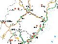 江苏旅游地图