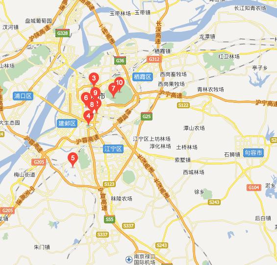 南京旅游景点地图-兰州到苏州旅游 兰州到苏州旅游报价 兰州到苏州旅图片