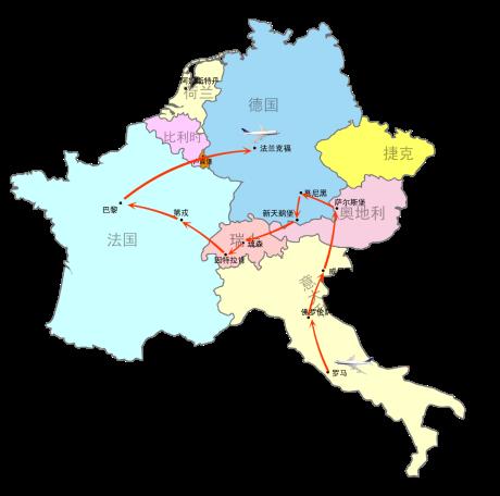 旅游地图(1)_甘肃国泰国际旅行社