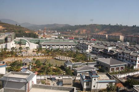 墨江国际双胞小镇