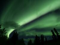 加拿大北极光