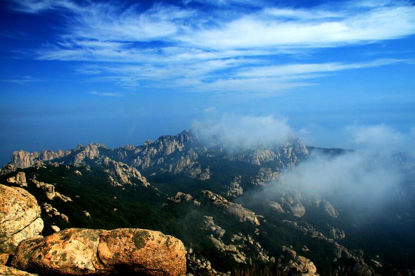 海上第一仙山----崂山