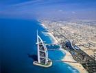 旅行在迪拜