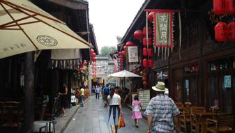 兰州至四川成都旅行有哪些好玩的地方 兰州去成都游玩景点介绍