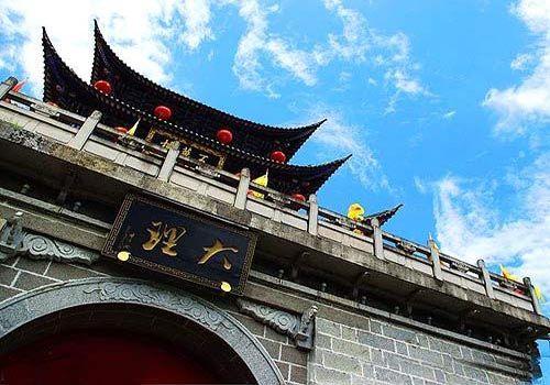 十一兰州出发至昆明大理旅行 兰州到云南旅游景点介绍