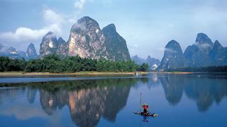 桂林山水甲天下 让甘肃国泰员工带您游桂林