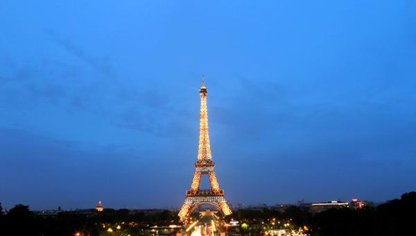 巴黎的销魂诱惑、法国巴黎旅游介绍