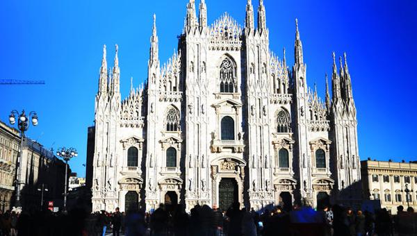 意大利米兰值得一去的教堂