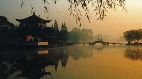 杭州十景游