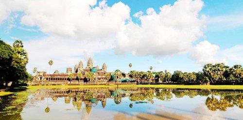 万博matext手机版 万博max手机到柬埔寨旅游