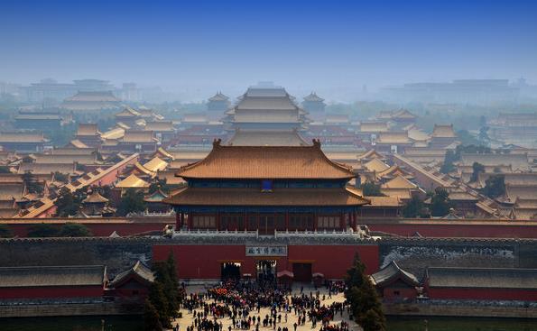 北京15日白天重污染持续 16日将转好