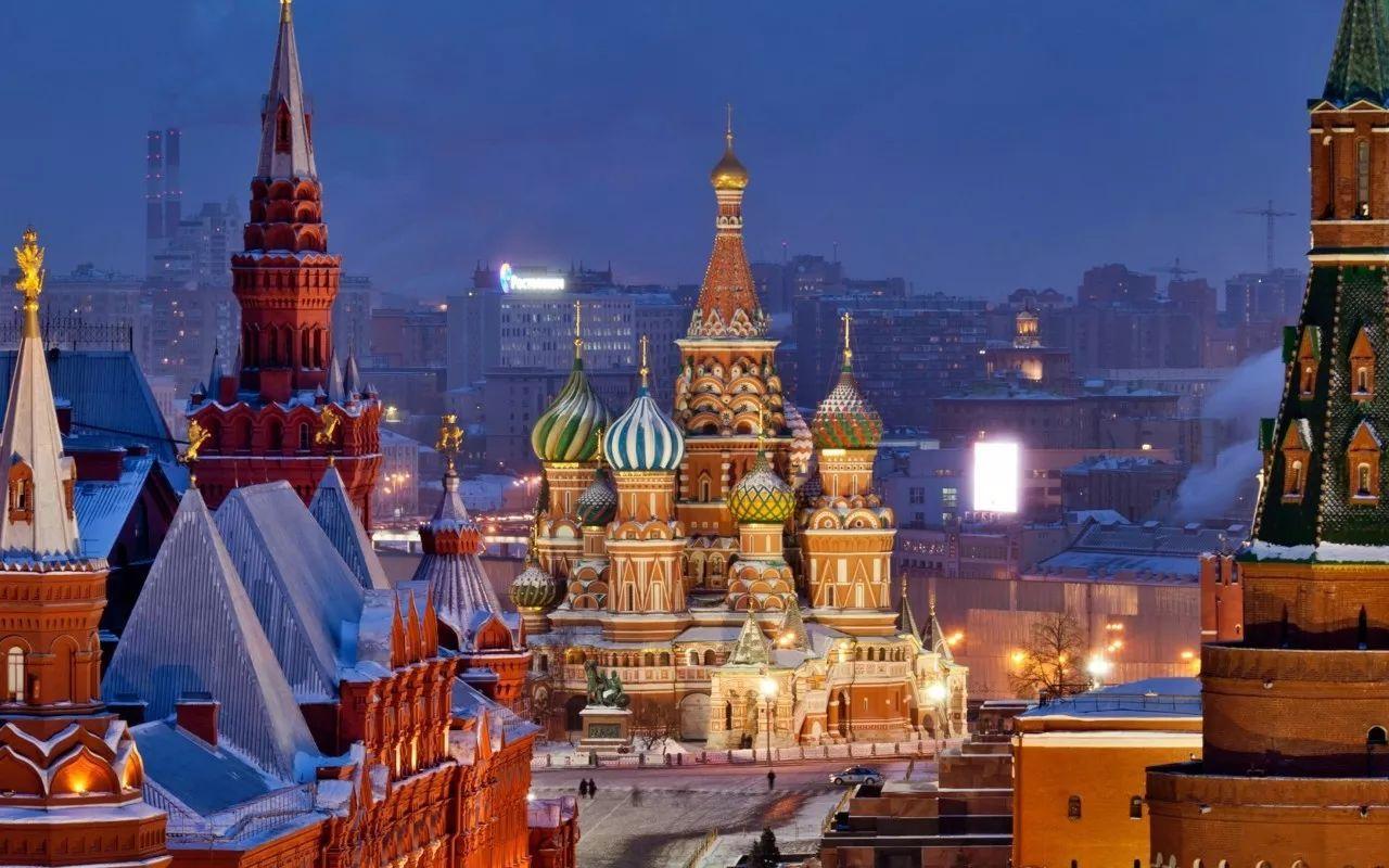 明年起上海邮轮将开设通往俄罗斯的新航线