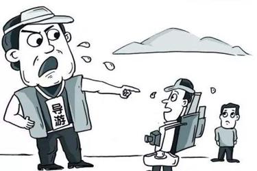"""""""野导""""乱象:游客一家老幼11人广西游玩遭人群殴"""