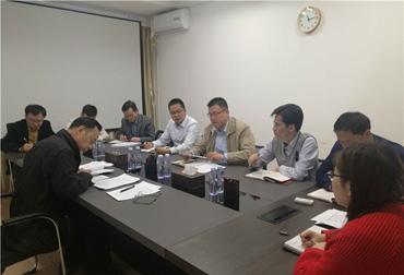 杨宇宏参加省文旅厅资源规划与乡村旅游处党支部组织生活会