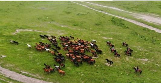 甘肃张掖精品景区形成集群 境外游客持续增长