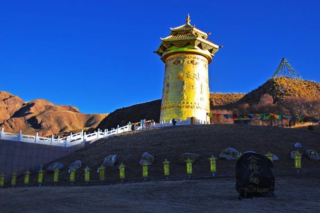 肃南县八大特色旅游项目拉开冬春季文化旅游大幕