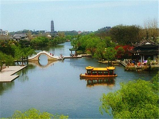 扬州园林/泰州溱湖湿地五日游