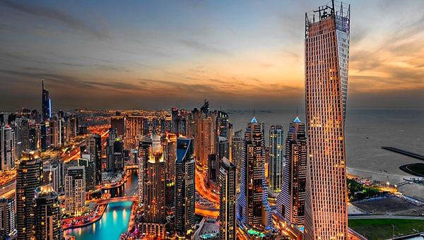 迪拜经典6天4晚游