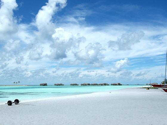 马尔代夫5晚7天--太阳岛