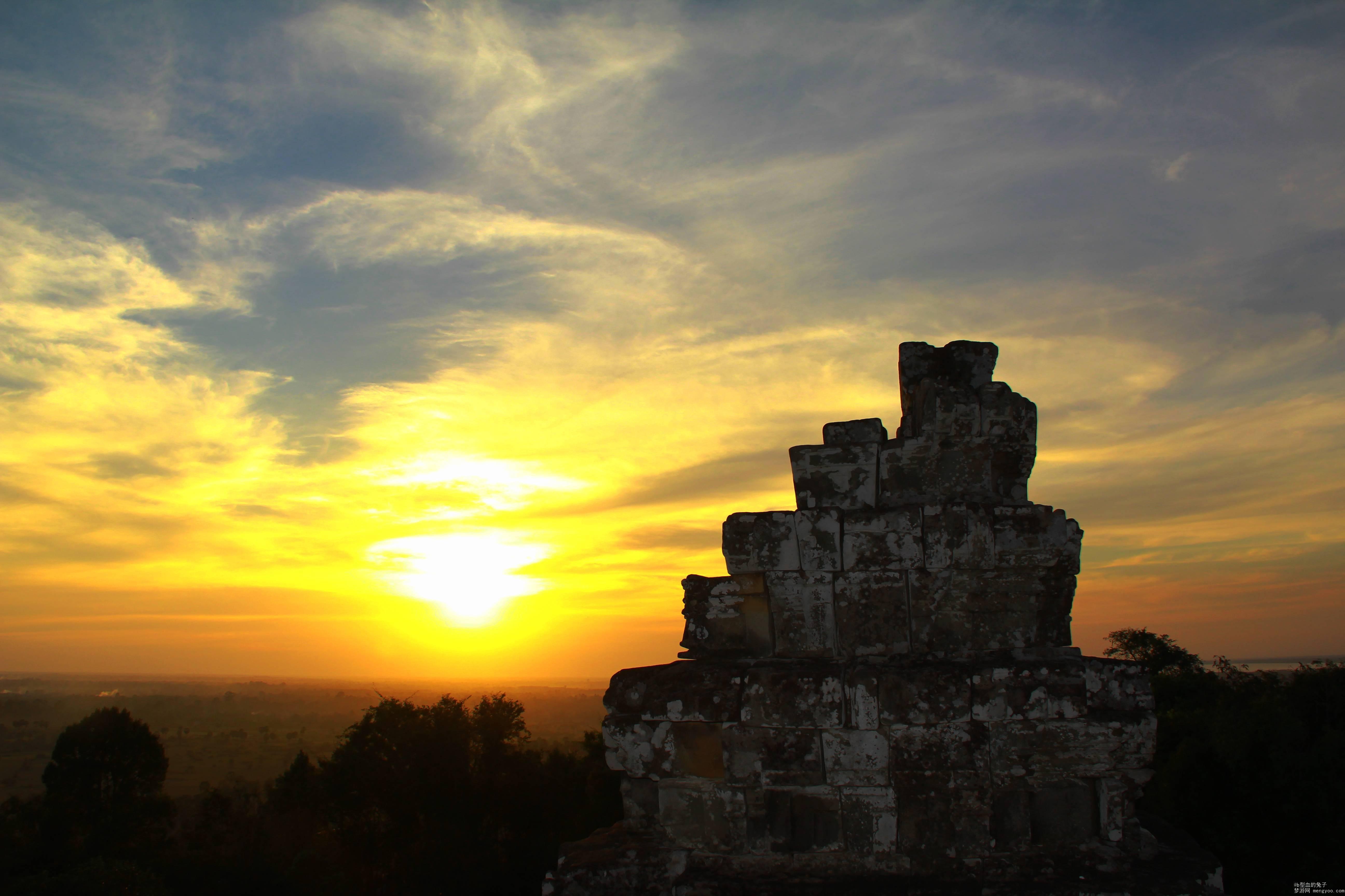 柬埔寨探秘之旅6日