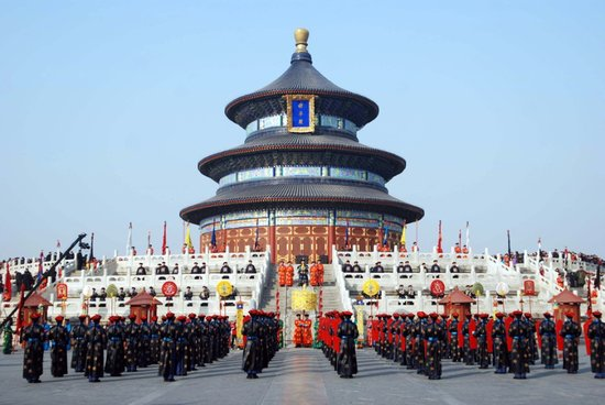 兰州---北京天津单飞6日全陪班