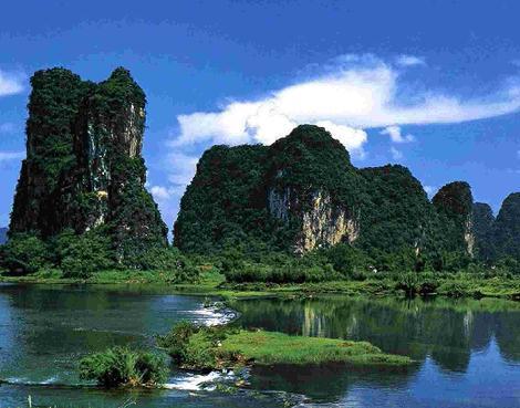 《夏令营》兰州到桂林看山水双卧8日游