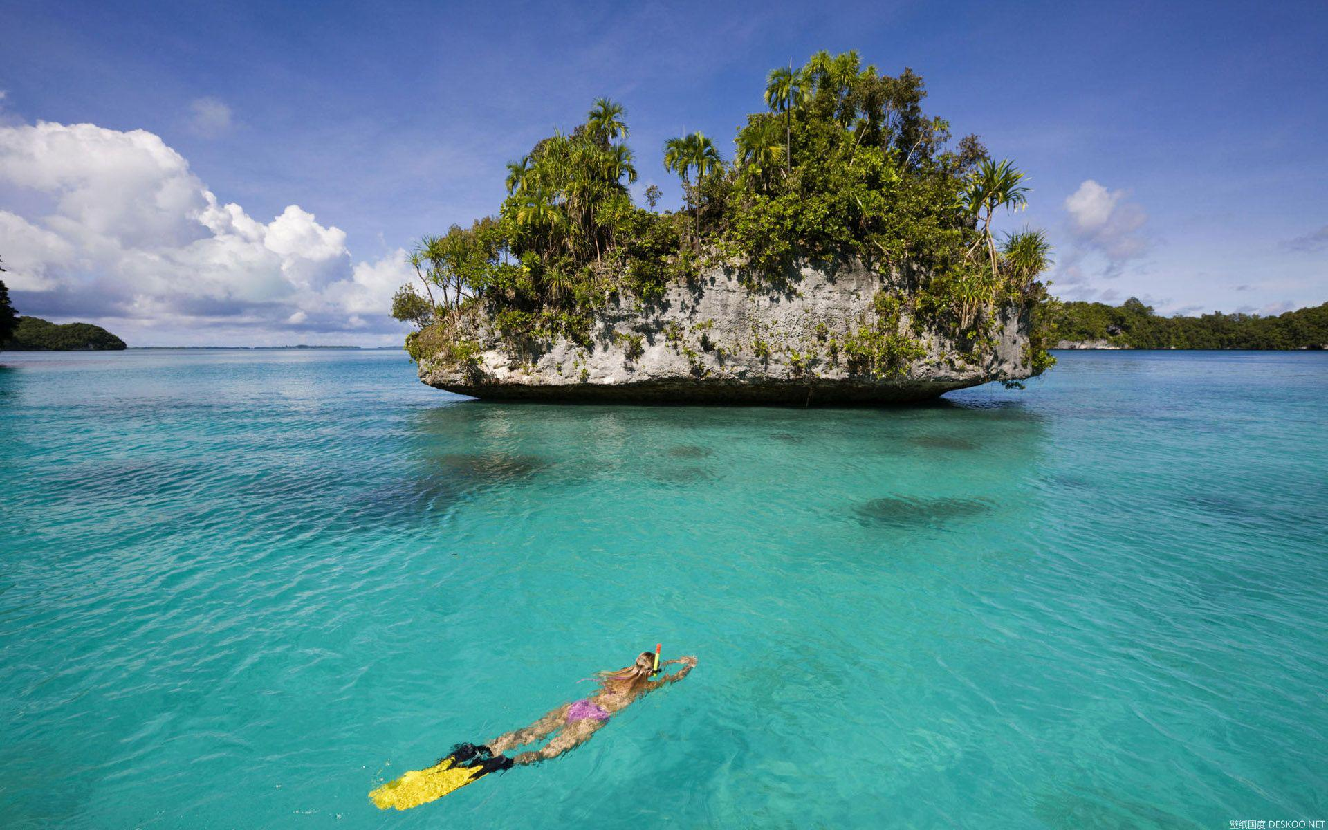 优•品  巴厘岛独栋狂欢加勒比7日