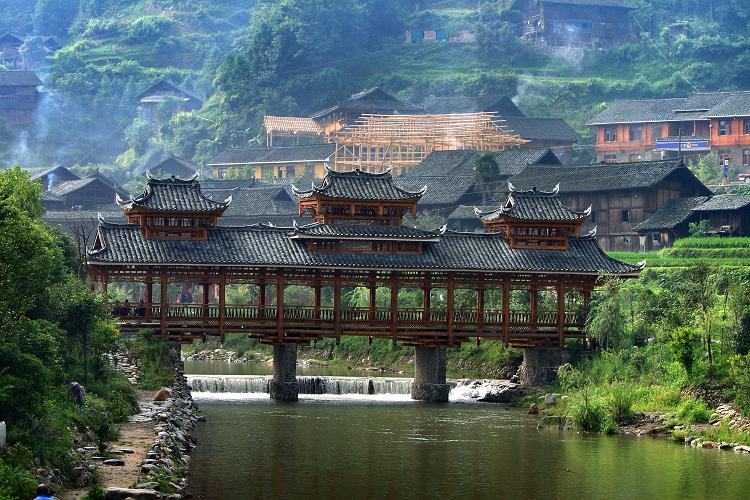 多彩贵州・山水之旅―贵阳+桂林【金牌纯玩】双飞双动8日游