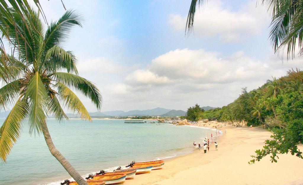 玩海部落--海南双岛(三亚)6天5晚度假之旅