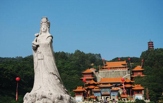 广州长隆+海陵岛双飞6日游