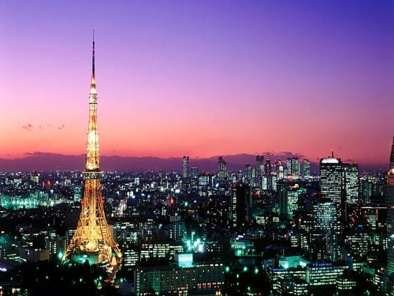 东京自由行4晚5日