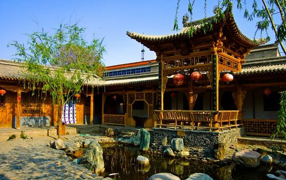 青城古镇一日游