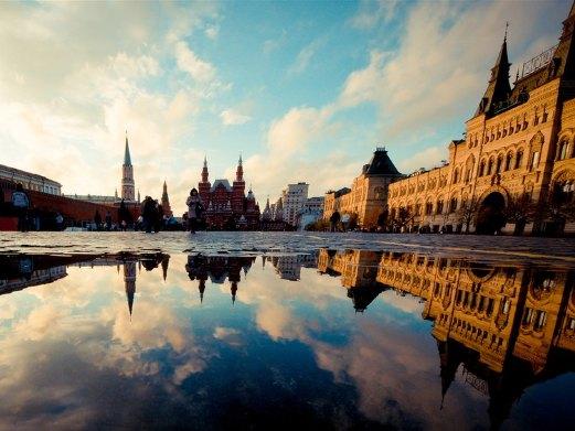 俄罗斯浪漫风情7天