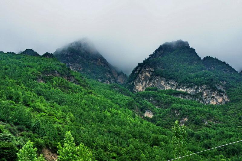 渭河源,漳县贵清山二日游