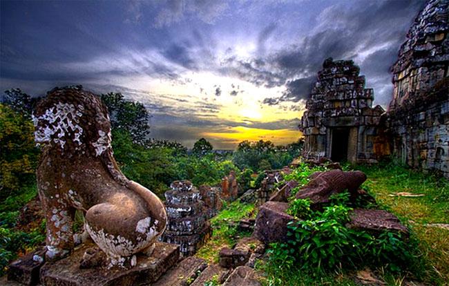 柬埔寨品质包机8天7晚 (暹粒一地)