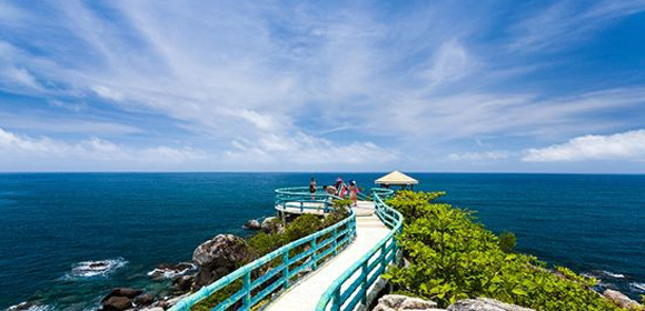 海南三亚、蜈支洲岛、天涯海角双飞六日游